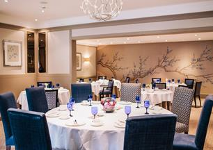 Hotel residents and non-guests can enjoy a wide variety of award winning dining.