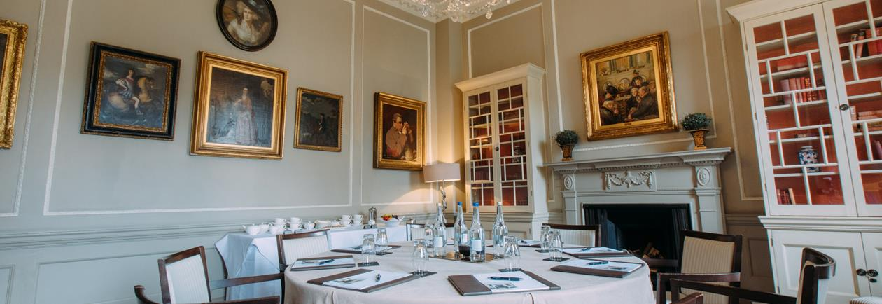 The library meeting room in Bath is perfect for holding those important annual meetings.