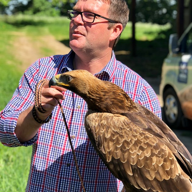 Delight in an incredible Hawk tour while staying in Bath.