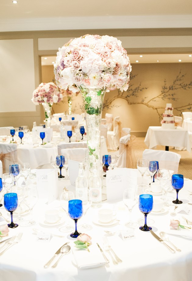At The Royal Crescent Hotel & Spa, we'll work hard to ensure that every detail of your wedding is perfect.