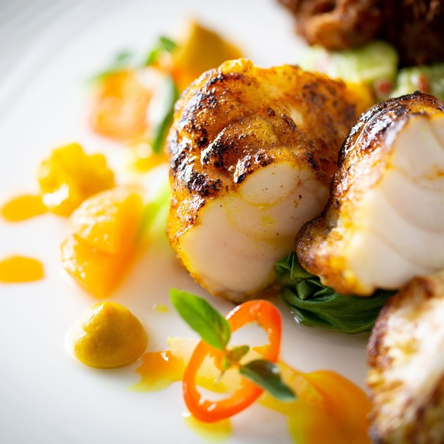 Our talented chefs serve award winning food in Bath sourced locally.