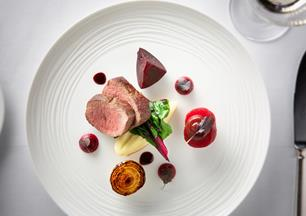 Enjoy gourmet dining in Bath at The Dower House Restaurant.