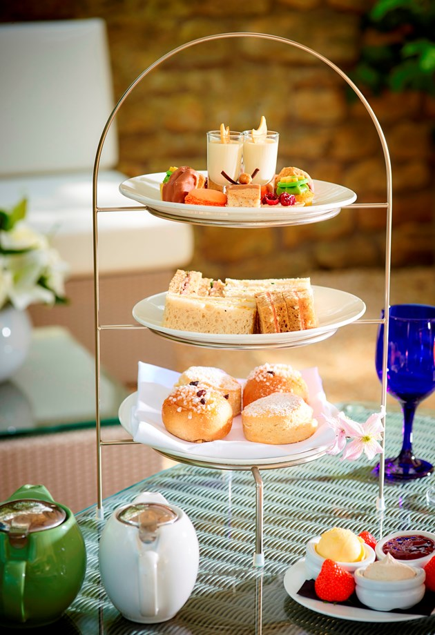 Afternoon Tea at The Royal Crescent Hotel & Spa is a superb treat for the whole family.